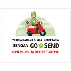 SAME DAY SERVICE DELIVERY BY GOJEK