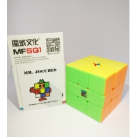 Rubik Moyu MF Square 1 SQ1 Stickerless