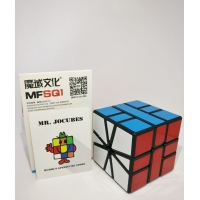 Rubik Moyu MF Square 1 SQ1 Black