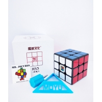 Rubik 3x3 Moyu MF3RS3 MF3 RS3 Black