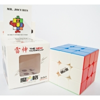 3x3 Qiyi New Thunderclap V2 Stickerless