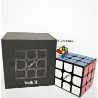 3X3 Qiyi The Valk 3 Black