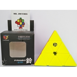 Qiyi Magnetic Pyraminx Bell Stickerless