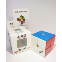 Rubik 2x2 Qiyi Wuxia M Magnetic Stickerless