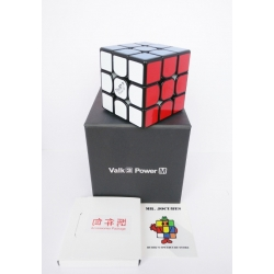 Rubik 3x3 Qiyi The Valk 3 Power M Magnetic Black