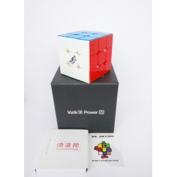 Rubik 3x3 Qiyi The Valk 3 Power M Magnetic Stickerless