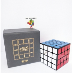 Rubik 4x4 Qiyi Wuque Mini M Magnetic Black