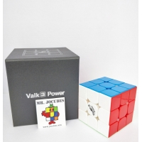 Rubik 3x3 Qiyi The Valk 3 Power Stickerless