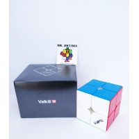 Rubik 2x2 Qiyi Valk 2 M Magnetic Stickerless