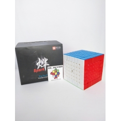 Rubik 7x7 Qiyi Xman Spark M Magnetic Stickerless
