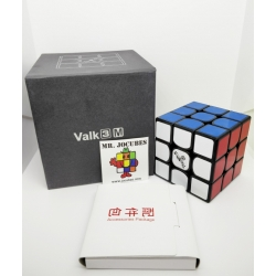 Rubik 3x3 Qiyi the Valk 3 M Magnetic Black