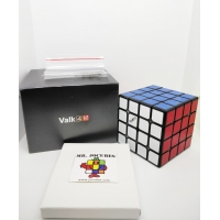 Rubik 4x4 Qiyi The Valk 4 M Standard Magnetic Black
