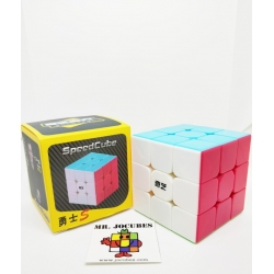 Rubik 3x3 Qiyi Warrior S Stickerless