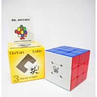 3x3 Dayan Guhong v.2 Stickerless