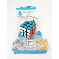 Rubik 3x3 Gan Gans 356 AIR Ultimate Black