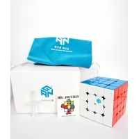 Rubik 4x4 Gan 460 M Magnetic Stickerless
