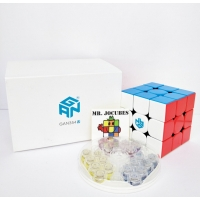 Rubik 3x3 Gan 354 M Magnetic Stickerless
