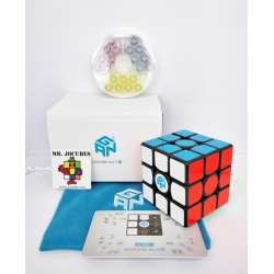 Rubik 3x3 Gan 356 Air SM Magnetic 2019 Black