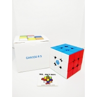 Jual Rubik 3x3 New Gan 356 R S RS Stickerless 2020