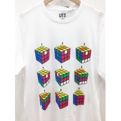 Baju Kaos Atasan Tshirt Rubik PLL