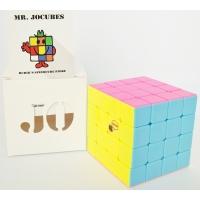 4x4 Jocubes Stickerless Pink Speedcube