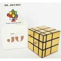 3x3 Jocubes Mirror Gold Speedcube