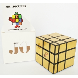3x3 Jocubes Mirror Gold Speedcube
