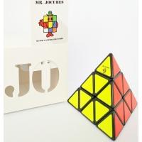 Jocubes Pyraminx Speedcube Black