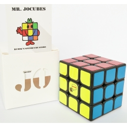 3x3 Jocubes Black Speedcube
