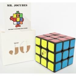 3x3 Jocubes Black Speedcube