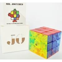 3x3 Jocubes Transparent Speedcube