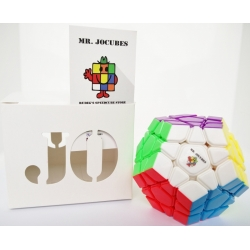 Jocubes Megaminx Stickerless Speedcube