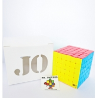 Rubik 6x6 Jocubes Stickerless Speedcube