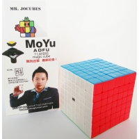 7x7 Moyu Aofu GT Stickerless