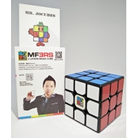 3x3 MFJS (MoFang JiaoShi) MF3RS Black