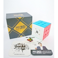 Rubik 3x3 Moyu Weilong GTS 2 M Magnetic Stickerless
