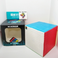 Rubik 11x11 Moyu Meilong Stickerless