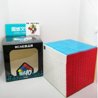 Rubik 10x10 Moyu Meilong Stickerless