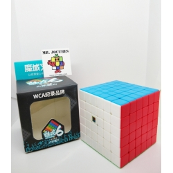 Rubik 6x6 Moyu Meilong Stickerless