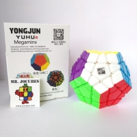 Rubik YJ Yongjun Yuhu R Megaminx Stickerless