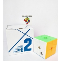 Rubik 2x2 Yongjun YJ MGC Magnetic Stickerless
