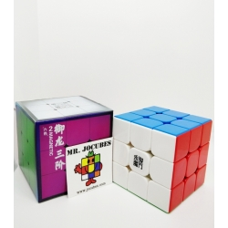 Rubik 3x3 Yongjun YJ Yulong V2 M Magnetic Stickerless