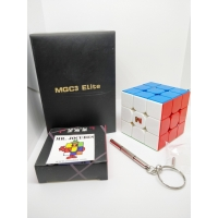 Rubik 3x3 Yongjun YJ MGC 3 Elite M Magnetic V3 Stickerless