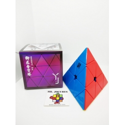 Rubik Pyraminx Yongjun YJ Yulong V2 M Magnetic Stickerless