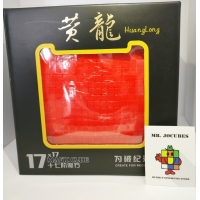 Rubik 17x17 Yuxin Huanglong Stickerless