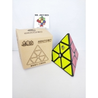 Rubik Yuxin Little Magic Pyraminx Black